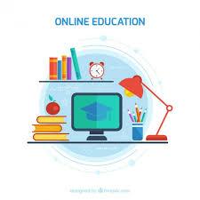 design online education online education vector free download