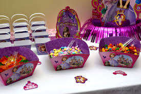 Candy For A Candy Buffet by Sofia The First Mini Candy Buffet As The Bunny Hops
