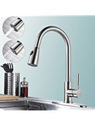 Kitchen Sink Faucets Amazoncom Kitchen  Bath Fixtures - Faucet kitchen sink