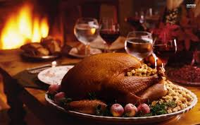 feasts many calories in our thanksgiving turkey