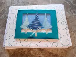 burgoyne christmas cards burgoyne christmas tree greeting cards envelopes beautiful teal