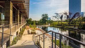 Buffalo Bayou Park Map Architecture Of Buffalo Bayou Park Page