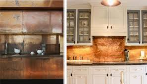 Copper Kitchen Countertops Metal In The Kitchen Online Metals Blogonline Metals Blog