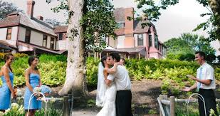 cape cod wedding venues highfield museum gardens historic cape cod wedding venue