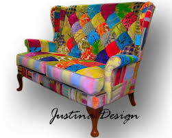 sofa patchwork 246 best patchwork sofa chair images on patchwork