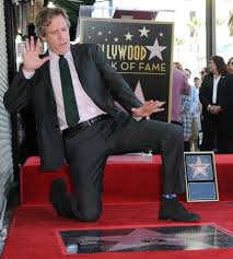 Hollywood Walk Of Fame Map Hugh Laurie Joined By Best Pal Stephen Fry As He U0027s Honoured With