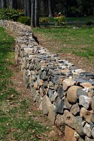 best 25 stacked stone walls ideas on pinterest stone walls