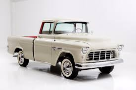 1955 chevrolet pickup 3100 cameo v8 frame off american dream