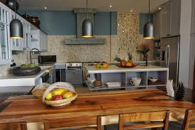 Vacation Home Kitchen Design The Tree House