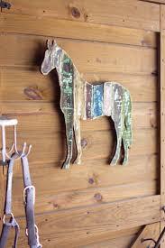 best 20 horse wall art ideas on pinterest art wall kids display kalalou wooden horse wall art