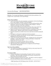 Sample Resume For Restaurant Manager by Assistant Manager Duties Resume Resume For Your Job Application