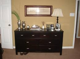 kittles bedroom furniture small elegant high gloss brown finished teak wood storage console