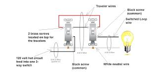 three way switch wiring diagram carlplant