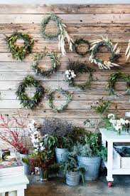 advent vegetal garland wall idea from kinfolk u0026 west elm natural