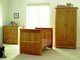 Munire Capri Crib by Bedroom Design Oak Wood Munire Crib And Dresser Plus Oak Wood