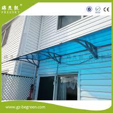 Polycarbonate Window Awnings Yp100480 100x480cm 39x189in Mountainnet 1m X 4 8m Uv Rain