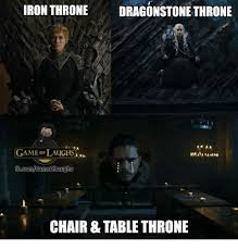 game of thrones dragonstone table iron throne dragonstone throne game of laughs ibcomgame oflaughs