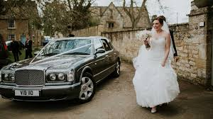 wedding bentley matt and amy azure wedding cars