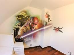 chambre wars decor décor wars yoda windoo deco