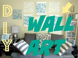 diy cheap home decorating ideas diy living room decor wall art idea youtube