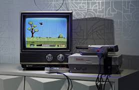 vintage videogame venues wsj