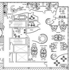 restaurant floor plan design comercial kitchens pinterest
