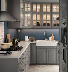 Ikea Kitchen Ideas Pictures Inspiring Kitchens You Won T Believe Are Ikea Cabinet Fronts