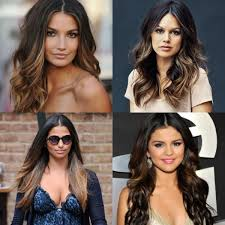 ombre hair growing out fashion advice friday