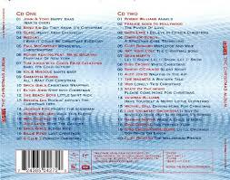christmas cd now the christmas album various artists songs reviews