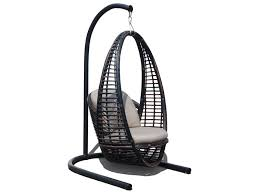 Outdoor Swingasan Chair Skyline Design Heri Outdoor Hanging Chair With Cushion Baer U0027s