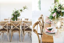 Cross Back Chair Wooden Cross Back Chairs Lovestruck Weddings And Events