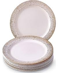 wedding plates for sale savings on party disposable 20 pc dinnerware set 20 salad or