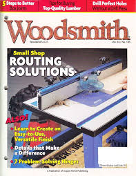 Practical Woodworking Magazine Pdf by