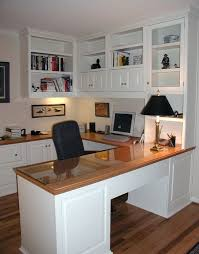 Home Office Built Handmade Built In Home Office By A K Custom - Built in home office designs