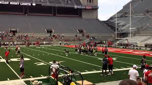 Ohio State Friday Night Lights 5 Coach Kerry Coombs Works With Db S