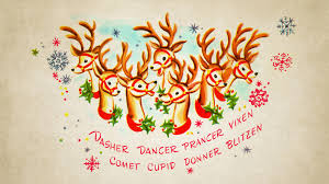do you know the truth about santa u0027s 9 reindeer this is fascinating
