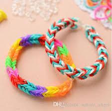 diy bracelet rubber bands images 2018 rainbow loom kit diy rubber wrist bands bracelets loom rubber jpg