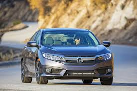Honda Civic Usa 2016 Honda Civic Sedan First Drive Autoweb