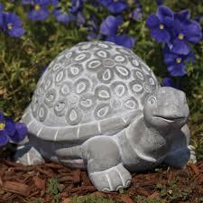 turtle garden statue debossed cement lawn ornament 8