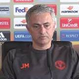 Manchester United manager Mourinho reacts to Messi transfer talk