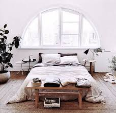 the chic way to style your bed on the floor bedrooms apartments
