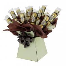 chocolate flowers chocolate bouquets funky hers