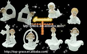 baptism figurines resin christening praying angel 1st communion angel baptism angel