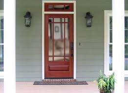 Exterior Front Entry Doors Dbyd 4001 This Popular 36 X 80 Craftsman Exterior Front