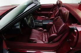 1993 corvette interior featured cars chevrolet corvette 1993 40th anniversary