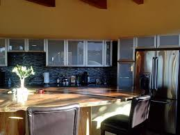 Wall Kitchen Cabinets With Glass Doors Kitchen Cabinets Glass Cabinet Doors Aluminum Kitchen Stick To