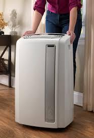 Small Bedroom Air Conditioner Amazon Com Delonghi America Pacan120ew 12000btu Whisper Cool