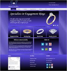 bespoke jewellery st albans portfolio gillistics sj bespoke web design in st albans