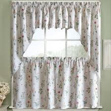 Kitchen Curtains And Valances Kitchen Design