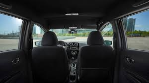 nissan note interior 2012 nissan note black edition humdrum to holy moly petrolblog